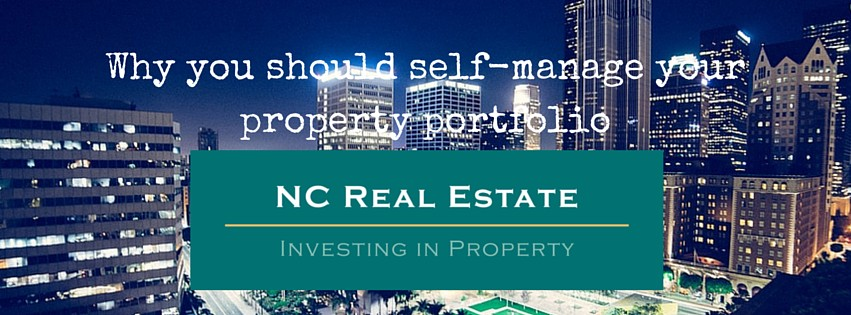 Why You Should Self-Manage Your Property Portfolio