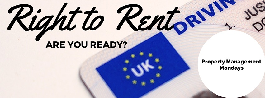 What you MUST KNOW about Right to Rent and how not to get it wrong