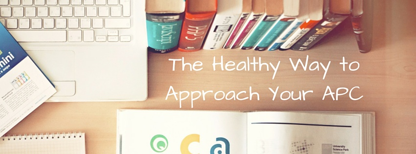 5  IMPORTANT TIPS to Approaching Your APC in a Healthy Way