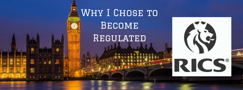 Why I Chose To Become Regulated