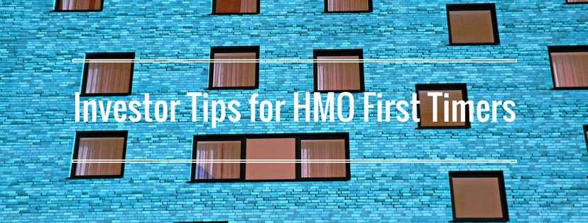 Investor Tips for HMO First Timers