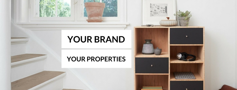Your Properties = Your Brand