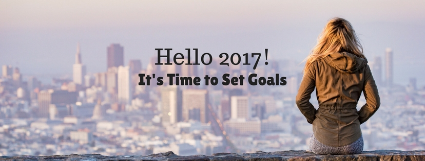 Happy New Year – Let's Set Some Goals