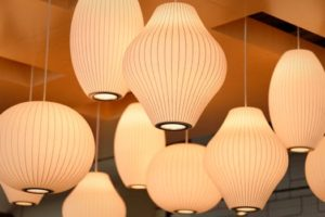 Lamps for bathroom, Interior design