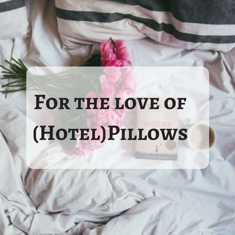 For the Love of (Hotel) Pillows – We continue our interior design exploration