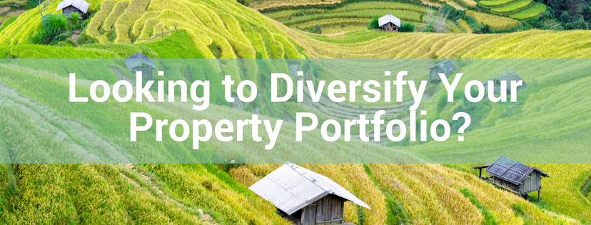 Looking at Diversifying your Property Portfolio?