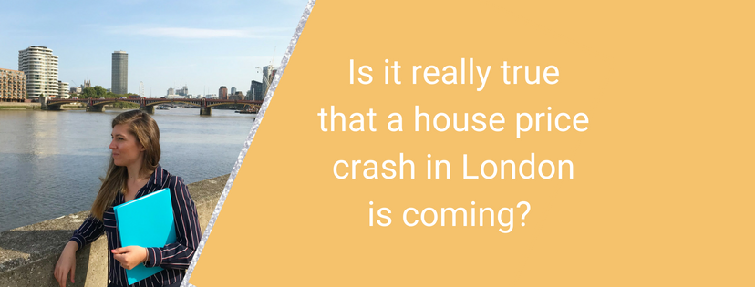 Is it really true that a house price crash in London is coming?