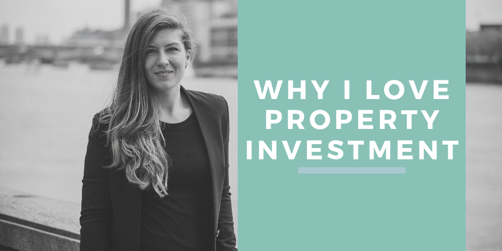 The actual reason that I love property investment…