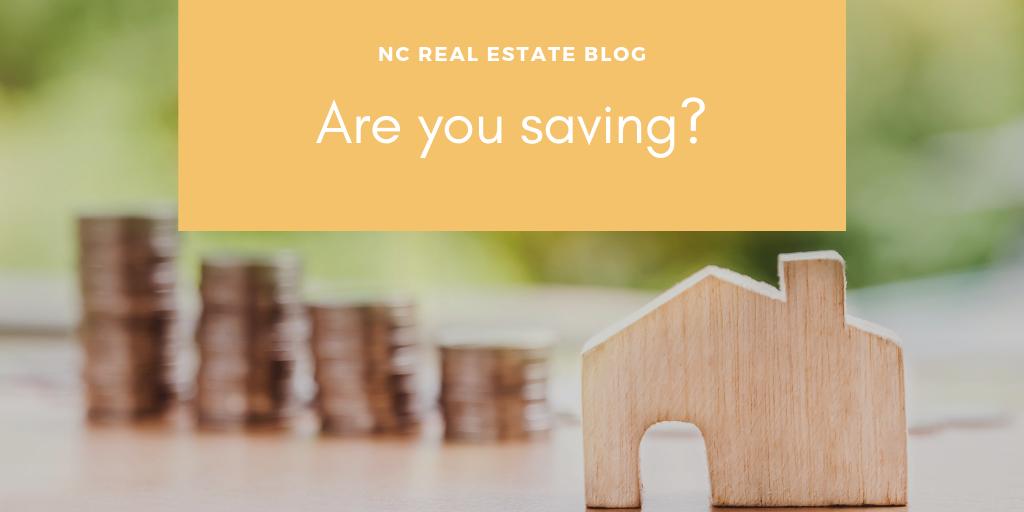 Are you saving?