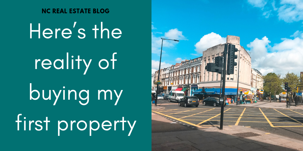 Here's the reality of buying my first property…