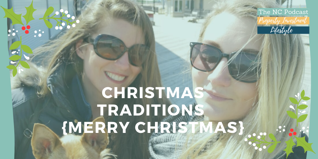 Christmas Traditions {MERRY CHRISTMAS}