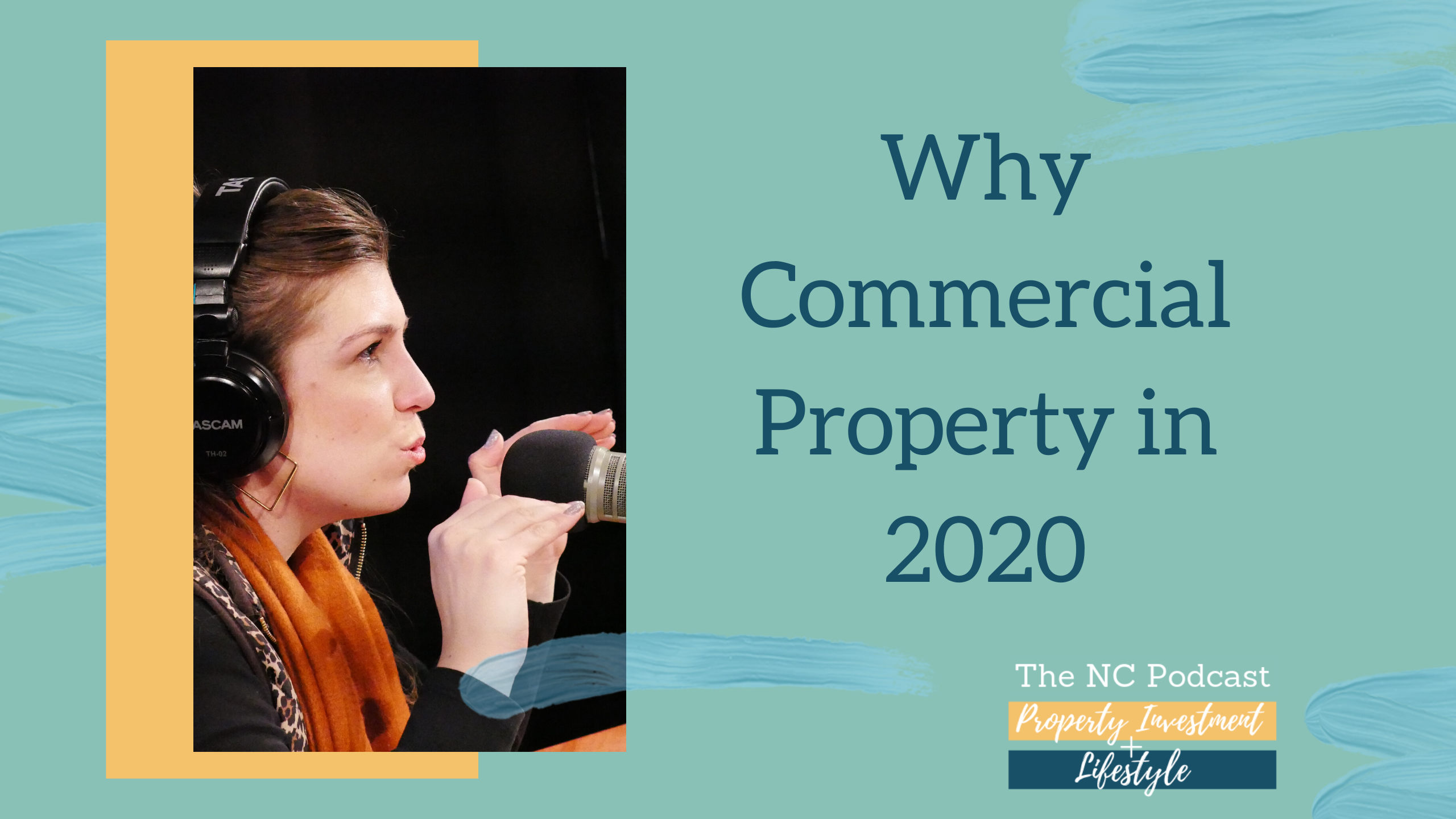 Why Commercial property in 2020