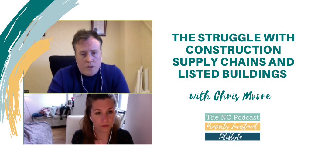 The Struggle with Construction Supply Chains and Listed Buildings