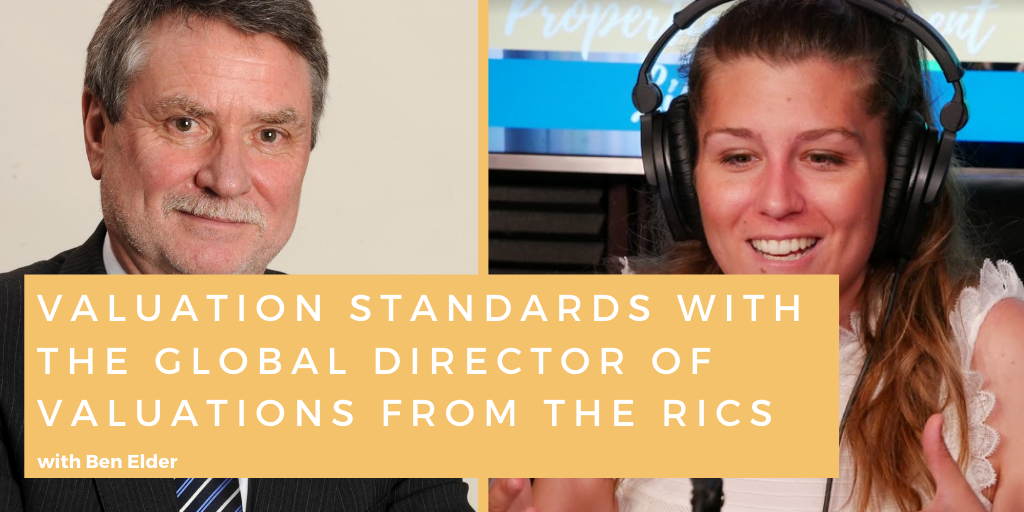 Valuation Standards with the Global Director of Valuations from the RICS