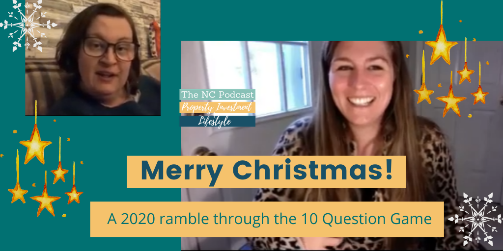 Merry Christmas! A 2020 ramble through the 10 Question Game
