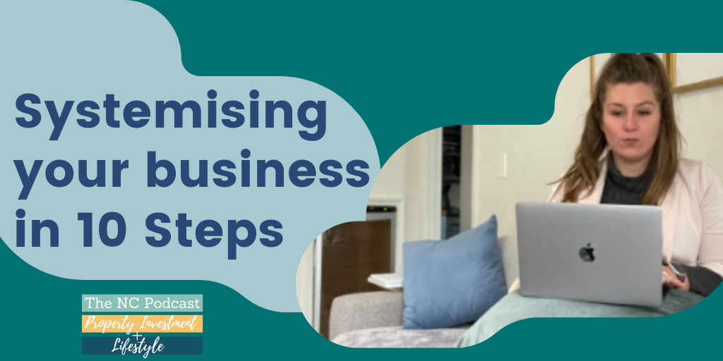 Systemising your business in 10 Steps
